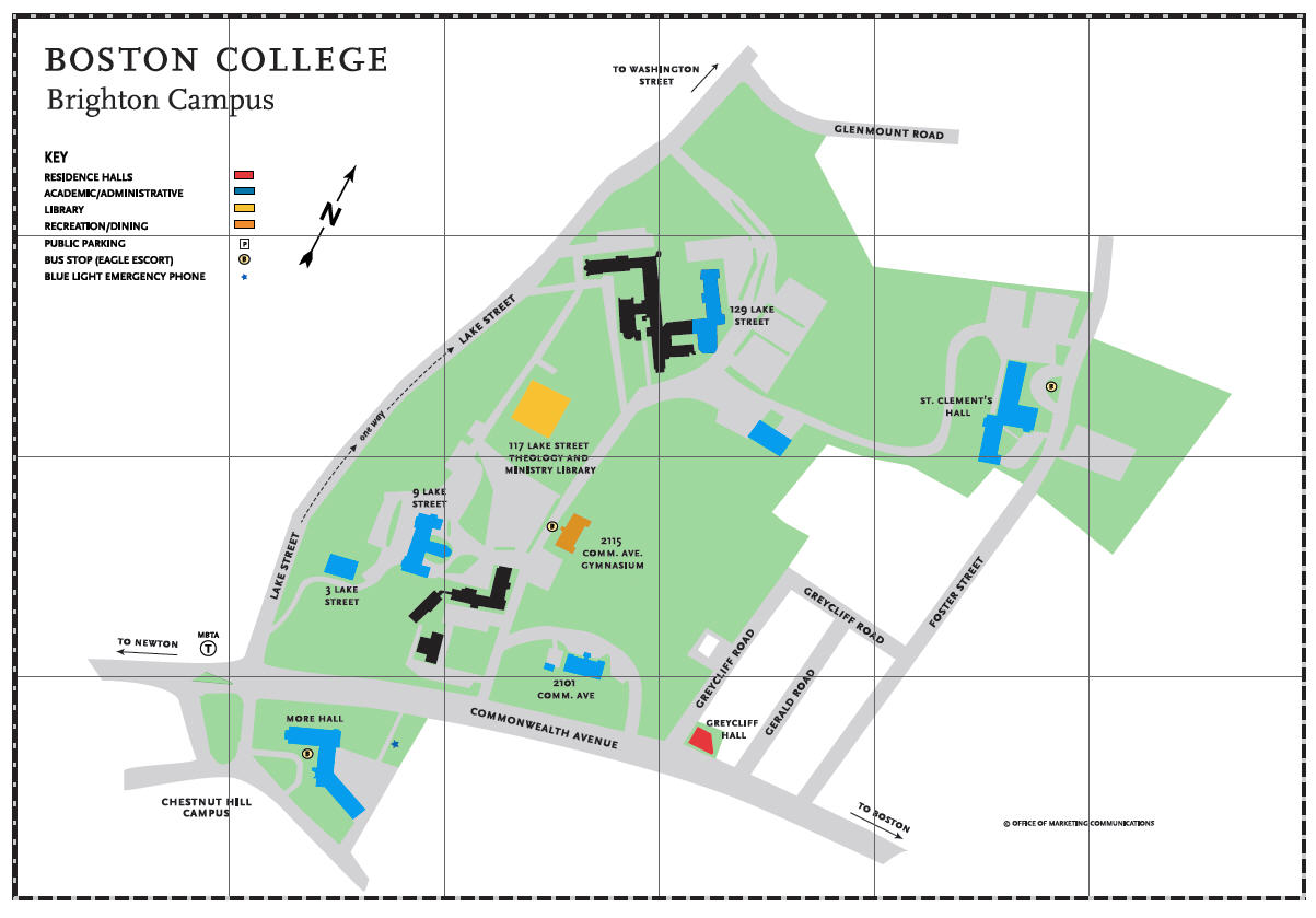 Seminary Squeezola: BC Brighton Campus plans | Boston Catholic Insider