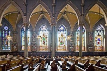Boston's Holy Trinity Church Up for Sale | Boston Catholic